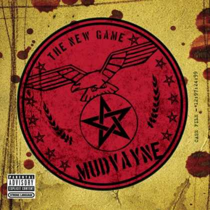 Bestselling Music (2008) - The New Game by Mudvayne