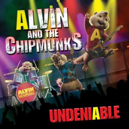 Bestselling Music (2008) - Undeniable by Alvi & the Chipmunks