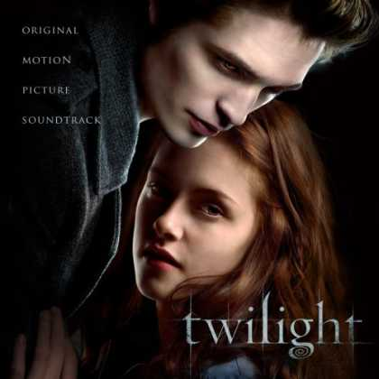 Bestselling Music (2008) - Twilight Soundtrack