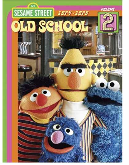 Bestselling Music (2008) - Sesame Street: Vol. 2 - Old School (1974-1979)