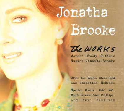 Bestselling Music (2008) - The Works by Jonatha Brooke