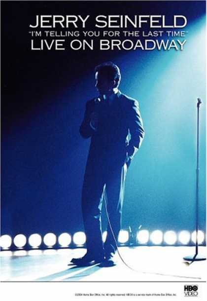 Bestselling Music (2008) - Jerry Seinfeld Live on Broadway: I'm Telling You for the Last Time