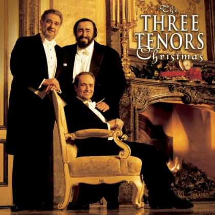 Bestselling Music (2008) - The Three Tenors Christmas by Pavarotti