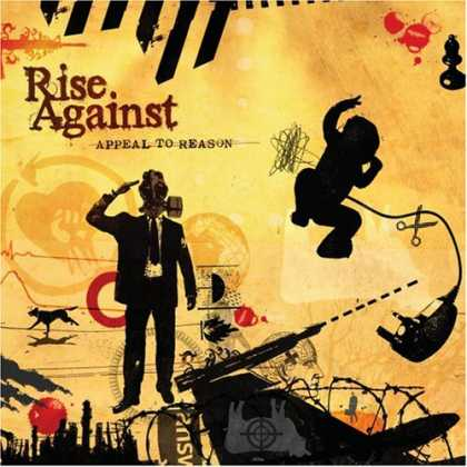 Bestselling Music (2008) - Appeal to Reason [Ecopack] by Rise Against