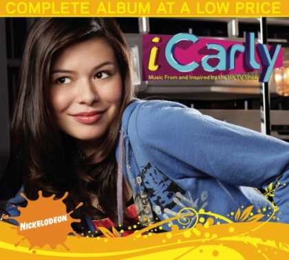 Bestselling Music (2008) - Music From and Inspired by the Hit TV Show by iCarly