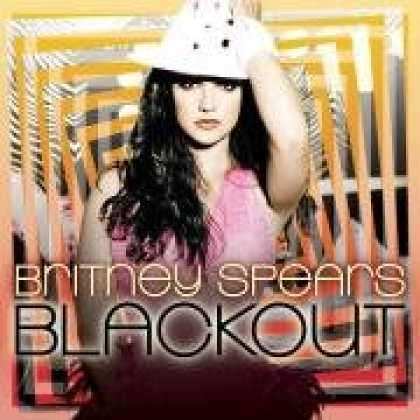 Bestselling Music (2008) - Blackout by Britney Spears