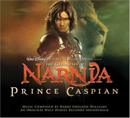 Bestselling Music (2008) - The Chronicles of Narnia: Prince Caspian
