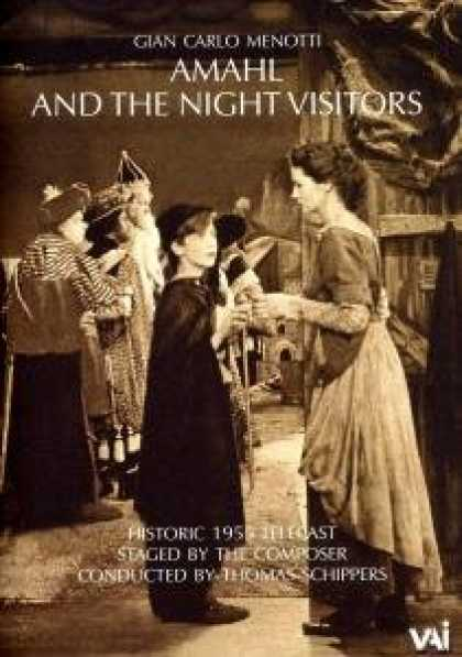 Bestselling Music (2008) - Menotti - Amahl and the Night Visitors