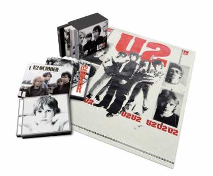 Bestselling Music (2008) - U2 Deluxe Edition Box Set [Amazon.com Exclusive] by U2