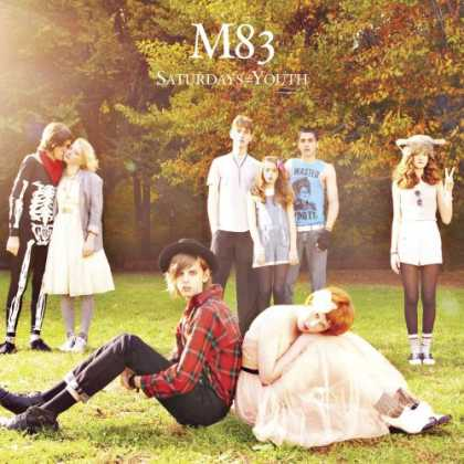 Bestselling Music (2008) - Saturdays=Youth by M83