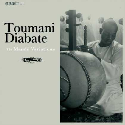 Bestselling Music (2008) - The Mande Variations by Toumani Diabate