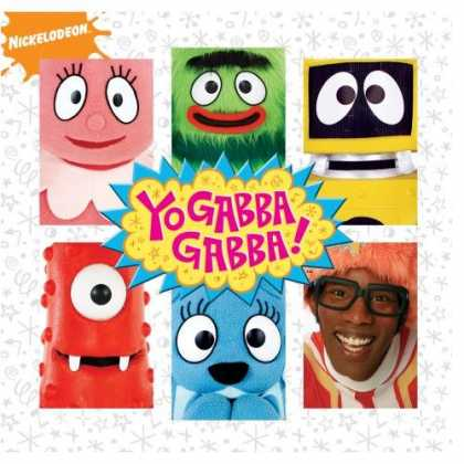 Bestselling Music (2008) - Yo Gabba Gabba! by Various Artists