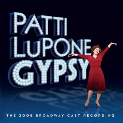 Bestselling Music (2008) - Gypsy - 2008 Original Broadway Cast by Laura Benanti