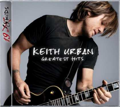 Bestselling Music (2008) - Greatest Hits by Keith Urban