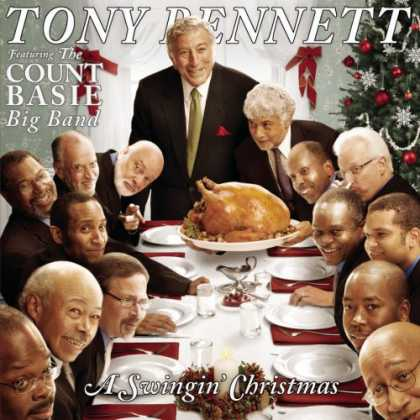Bestselling Music (2008) - A Swingin'Christmas (CD/DVD) by Tony Bennett