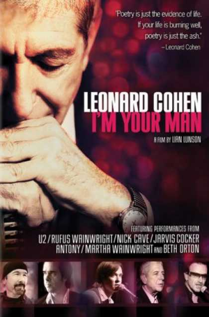 Bestselling Music (2008) - Leonard Cohen I'm Your Man