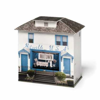 Bestselling Music (2008) - The Complete Motown #1s Box by Various Artists