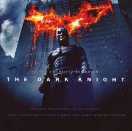 Bestselling Music (2008) - The Dark Knight