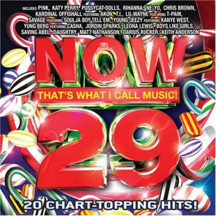 Bestselling Music (2008) - NOW That's What I Call Music 29 by Various
