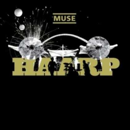 Bestselling Music (2008) - Haarp CD/DVD Set by Muse