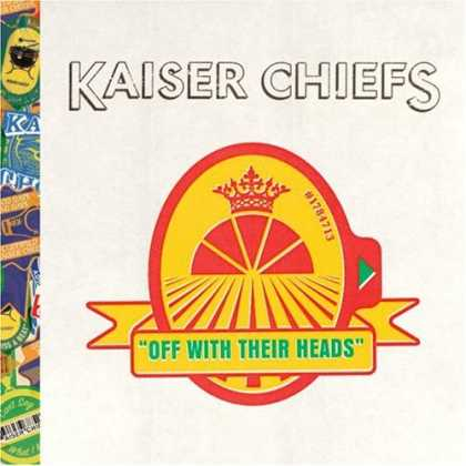 Bestselling Music (2008) - Off With Their Heads by Kaiser Chiefs