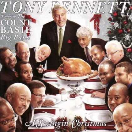 Bestselling Music (2008) - A Swingin' Christmas by Tony Bennett