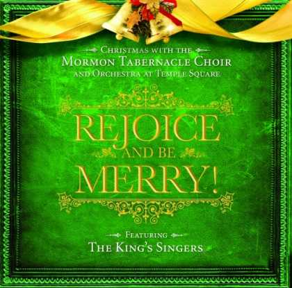 Bestselling Music (2008) - Rejoice and Be Merry: Christmas with the Mormon Tabernacle Choir and Orchestra a