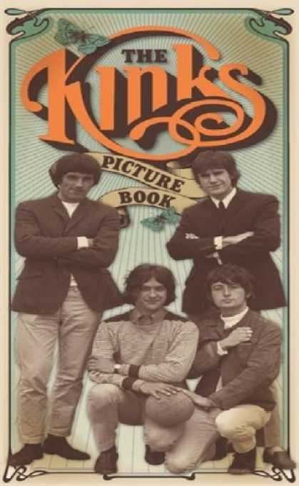 Bestselling Music (2008) - Picture Book by The Kinks