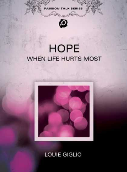 Bestselling Music (2008) - Hope- When Life Hurts Most (DVD+CD)