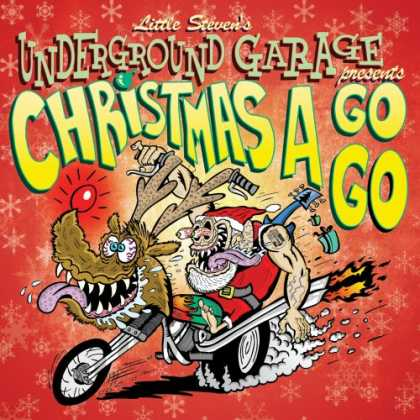 Bestselling Music (2008) - Christmas A Go-Go by Various Artists