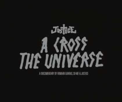 Bestselling Music (2008) - A Cross The Universe (CD/DVD) by Justice