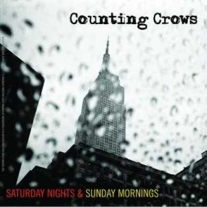 Bestselling Music (2008) - Saturday Nights & Sunday Mornings by Counting Crows