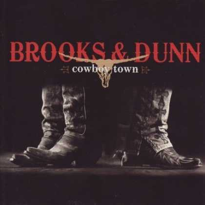 Bestselling Music (2008) - Cowboy Town by Brooks & Dunn