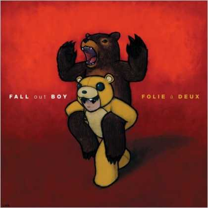 Bestselling Music (2008) - Folie A Deux by Fall Out Boy