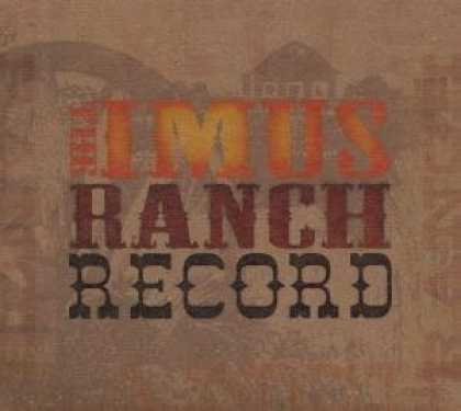 Bestselling Music (2008) - The Imus Ranch Record by Various Artists
