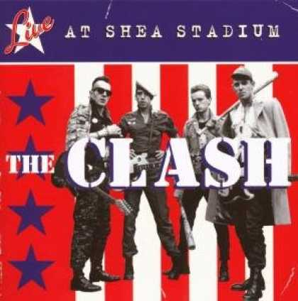Bestselling Music (2008) - Live at Shea Stadium by The Clash
