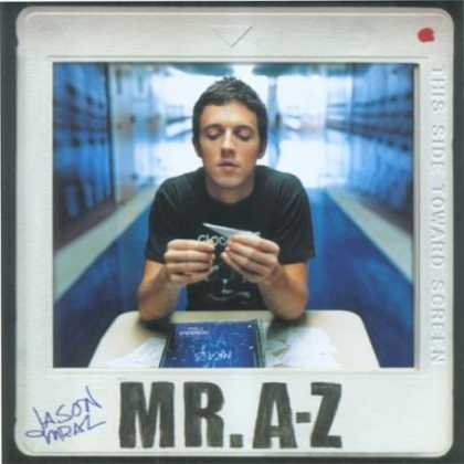 Bestselling Music (2008) - Mr. A-Z by Jason Mraz