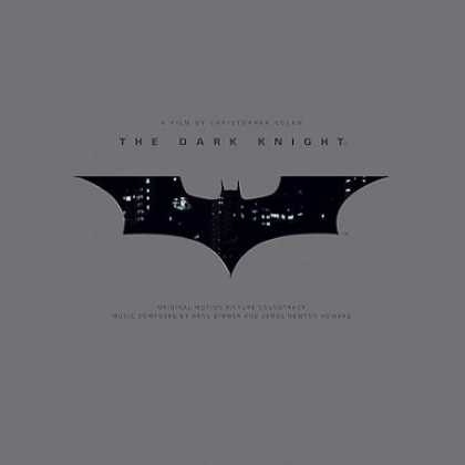 Bestselling Music (2008) - The Dark Knight-Original Motion Picture Soundtrack(2 CD Special Edition)