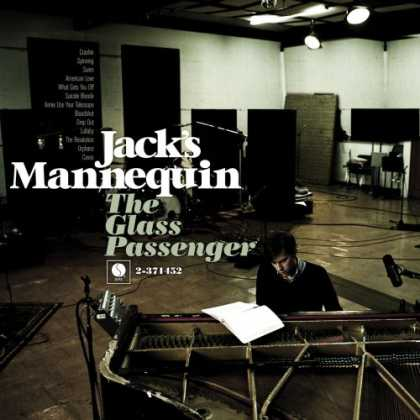 Bestselling Music (2008) - The Glass Passenger by Jack's Mannequin