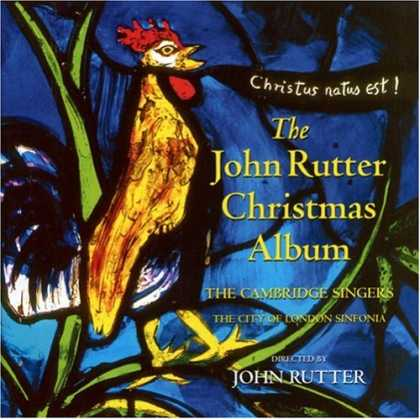 Bestselling Music (2008) - The John Rutter Christmas Album