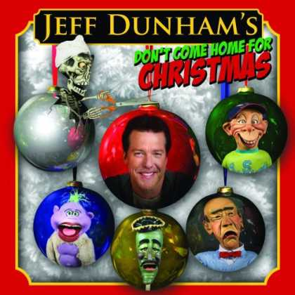 Bestselling Music (2008) - Don't Come Home for Christmas by Jeff Dunham