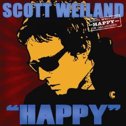 Bestselling Music (2008) - Happy in Galoshes by Scott Weiland