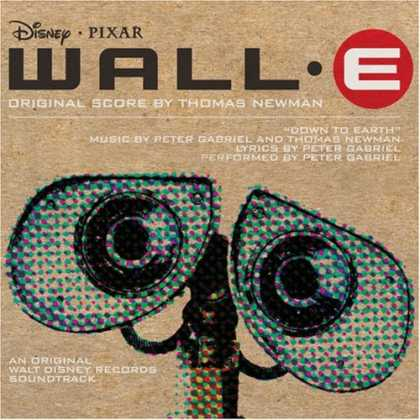Bestselling Music (2008) - WALL·E