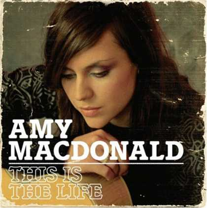 Bestselling Music (2008) - This Is The Life by Amy Macdonald