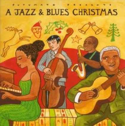 Bestselling Music (2008) - Putumayo Presents: Jazz & Blues Christmas by Various Artists