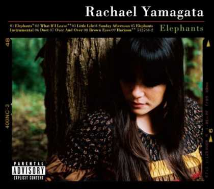 Bestselling Music (2008) - Elephants...Teeth Sinking Into Heart (2 CD) by Rachael Yamagata