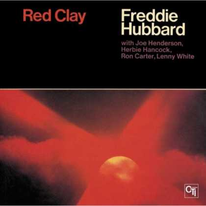 Bestselling Music (2008) - Red Clay by Freddie Hubbard