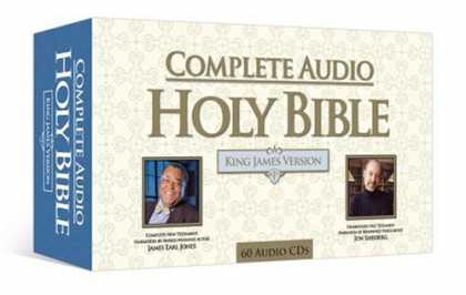 Bestselling Music (2008) - Holy Bible: King James Version, Complete