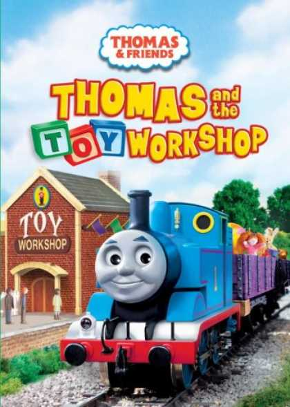 Bestselling Music (2008) - Thomas & Friends: Thomas and the Toy Workshop (Full)