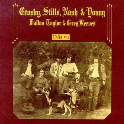 Bestselling Music (2008) - Déjà Vu by Crosby Stills Nash & Young